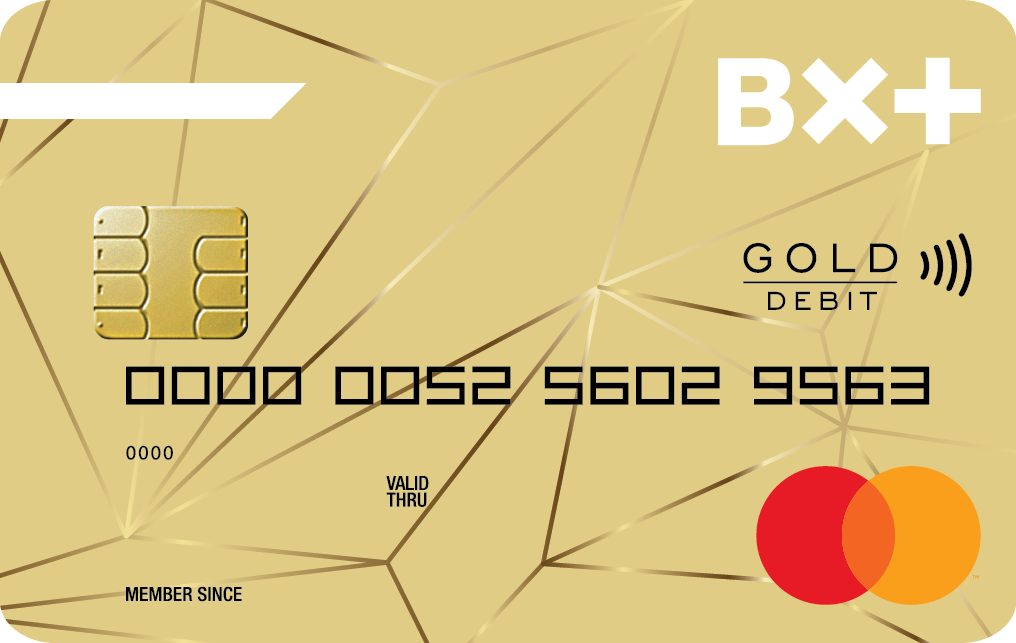 Ve por Más Gold debit